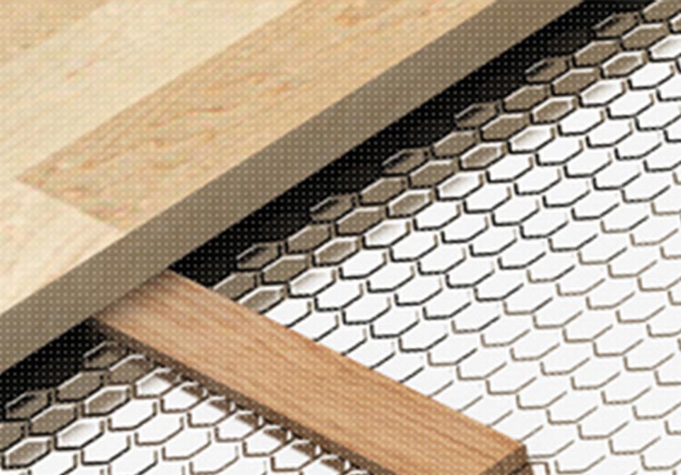 Modelos de isolamentos anti-humidade para tetos, paredes e divisórias