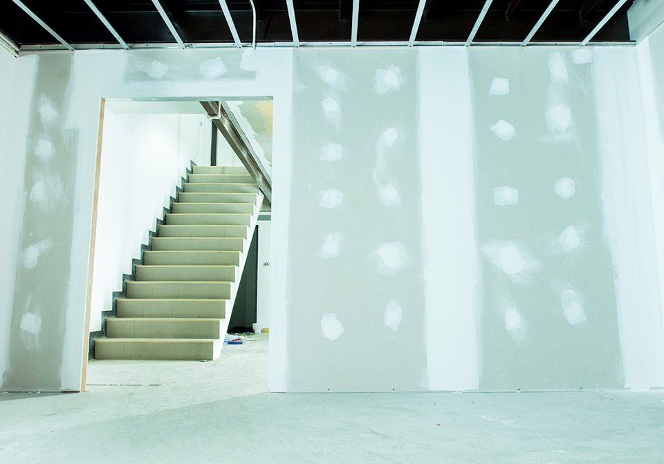 Modelos de isolamentos térmicos para tetos, paredes e divisórias