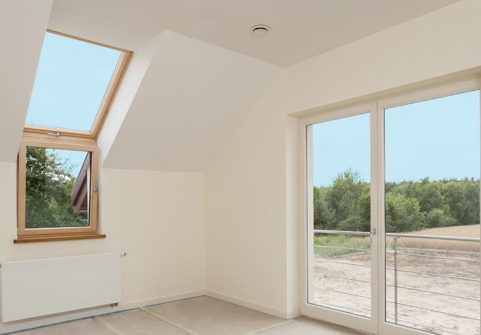 Isolamentos anti-humidade para tetos, paredes e divisórias