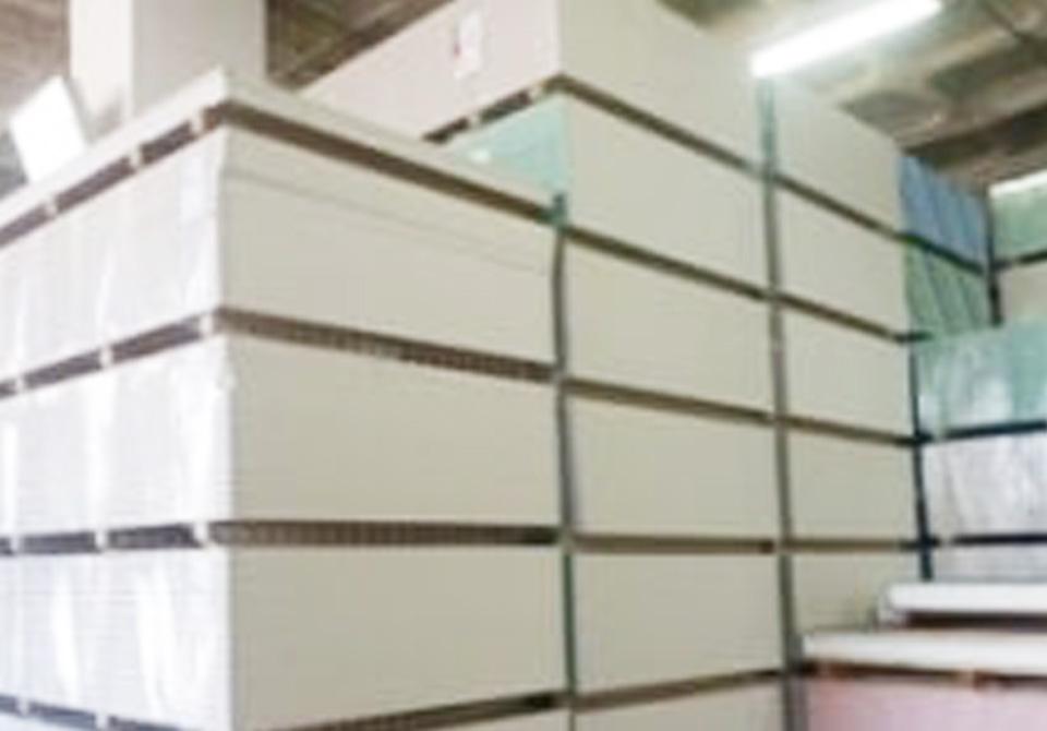 Modelos de placas usadas em tetos de pladur (gesso cartonado/laminado)